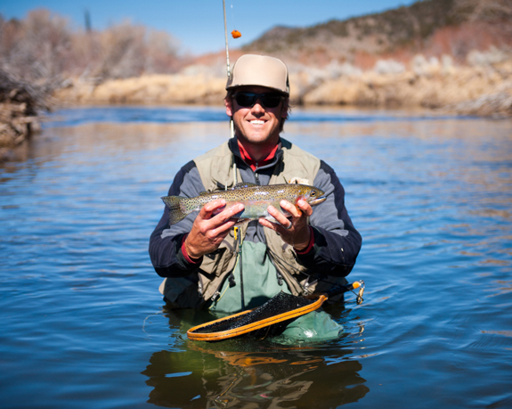 The allure of the animas river and vallecito lake for Durango co fly fishing