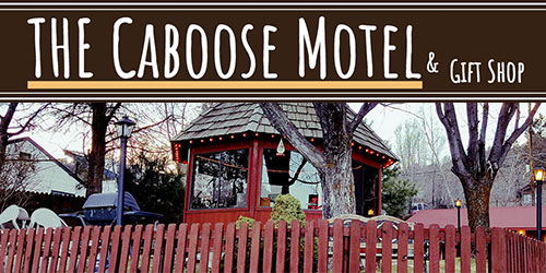 The Caboose Motel