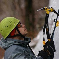 Durango Ice Climbing
