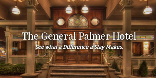 The General Palmer Hotel