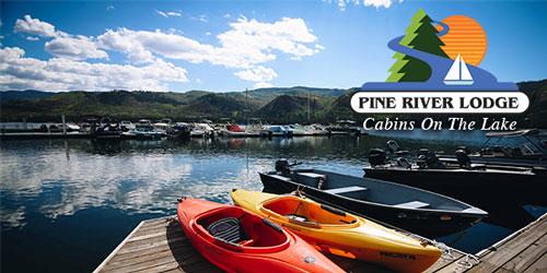Pine River Lodge: Visit Website