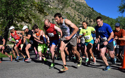 The Narrow Gauge 10 Mile Run