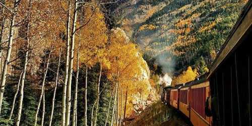durango train fall