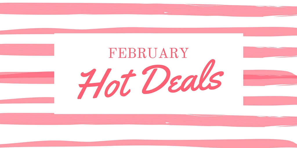 February hot deals 2016 for Warm weather vacations in february