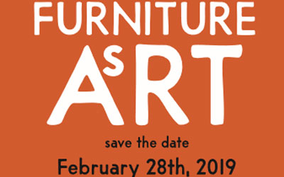 KDUR Furniture as Art Auction