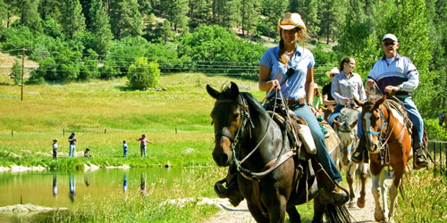 Plan a Family Trip to a Dude Ranch