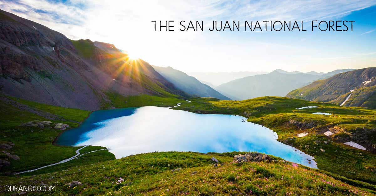 San Juan National Forest Hotels