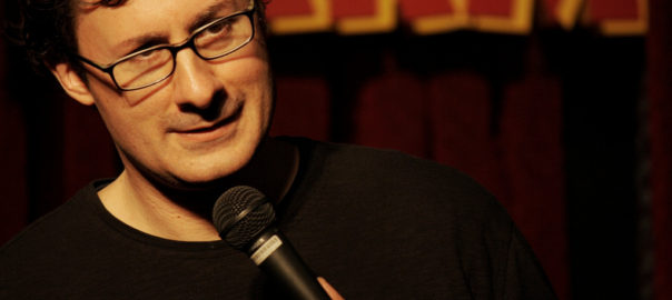 Comedy Nights at the Strater: Costaki Economopoulos
