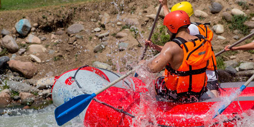 rafting in durango