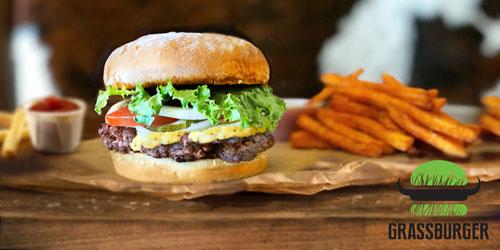 Grassburger: Visit Website