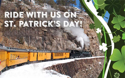 St. Patrick's Day Shamrock Express