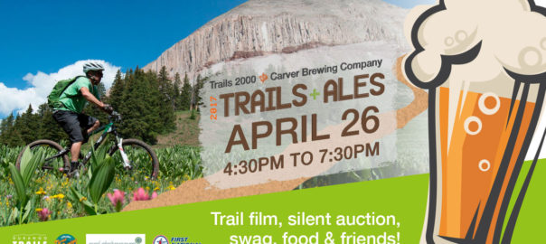 Annual Trails & Ales Party