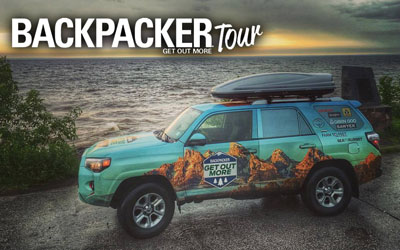 Get Out More Tour at Backcountry Experience