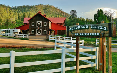 Ad - Colorado Trails Ranch: Click to visit website