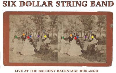 NYE Celebration With Six Dollar String Band