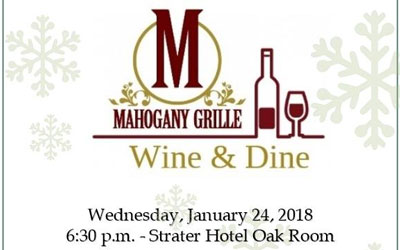 Mahogany Grille Wine & Dine