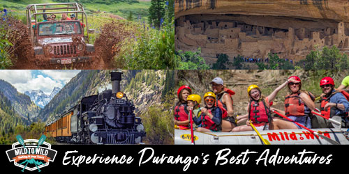 Mild to Wild Rafting & Jeep Tours: Visit Website