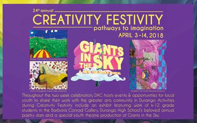Creativity Festivity