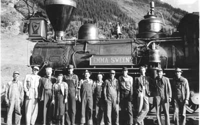 Rails & Reels History Train