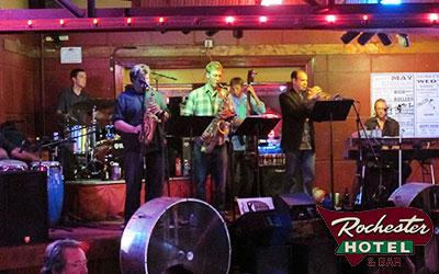 Durango Orquesta de Salsa: Summer Concert Series