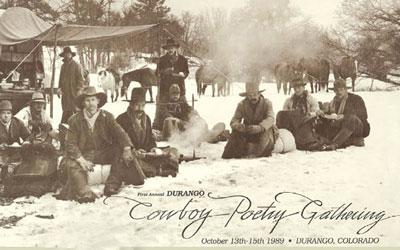 Durango Cowboy Poetry Gathering – Event Schedule