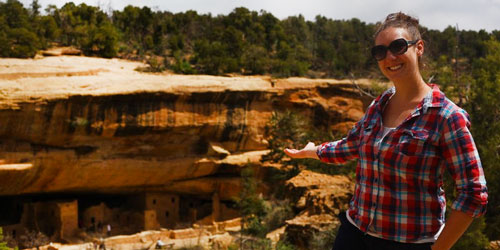 facts about mesa verde national park