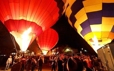 Durango Balloon Glow