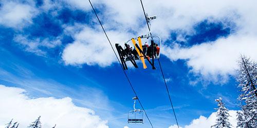 skiing near durango