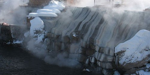 hot springs near Durango
