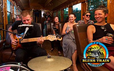 Durango Blues Train: August 20th, 21st & 22nd