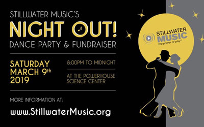 Stillwater's Night Out Dance Party