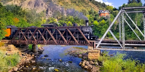 durango train summer