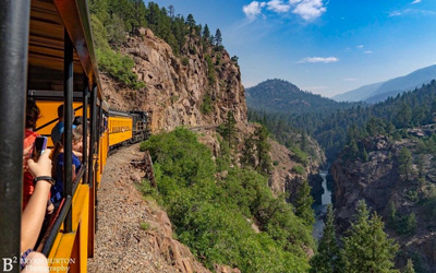 Cascade Canyon Express