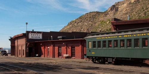 Durango train museum
