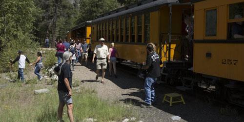 Durango Brew Train
