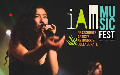 J-Calvin: iAM Music Fest Concert Series
