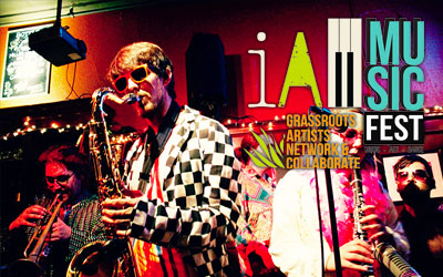 Jerusafunk: iAM Music Fest Concert Series