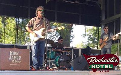 Kirk James Blues Band: Summer Concert Series