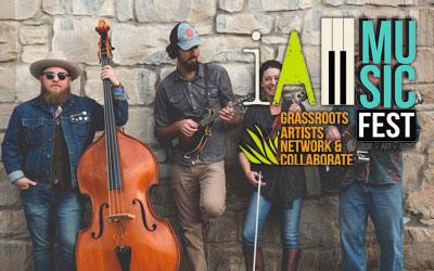 Stillhouse Junkies & Head For The Hills: iAM Music Fest Concert Series