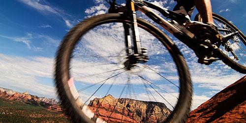 beginner mountain biking trails in Durango
