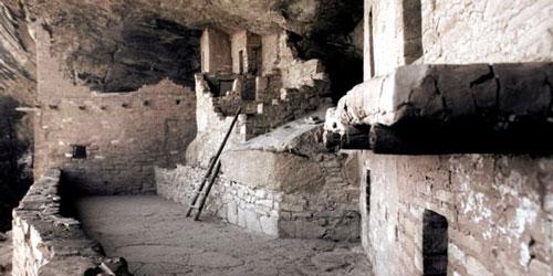 Ancestral Puebloans architecture