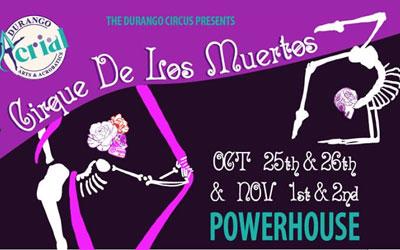 Cirque De Los Muertos