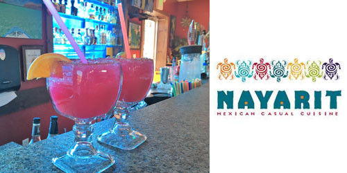 Nayarit's signature cocktail: The Prickly Pear Margarita