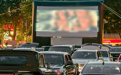 Movie Nights At The Durango Drive-In