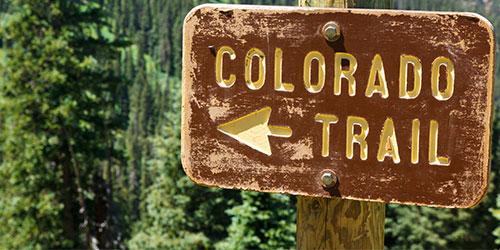 dog-friendly hikes in Colorado