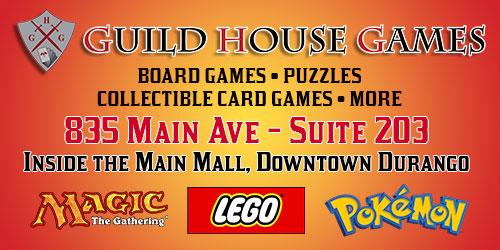 Guild House Games: Visit Website