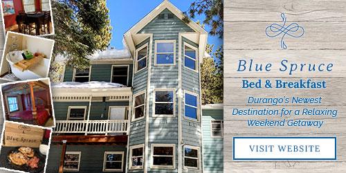 Blue Spruce BnB: Visit Website