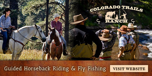Guided Horseback Riding & Fly Fishing: Visit Website
