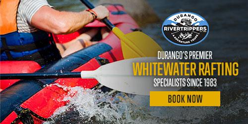 Durango Whitewater Rafting: Visit Website