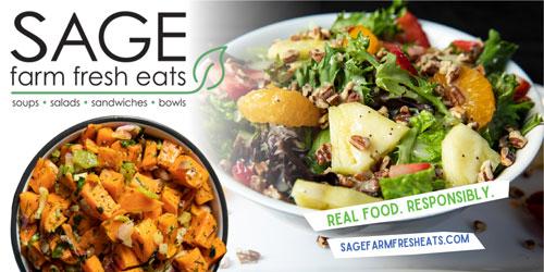 SAGE Farm Fresh Eats: Visit Website